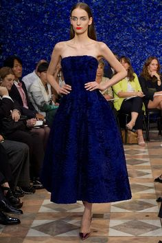 Spry On The Wall: My Five - Christian Dior Couture Fall 2012