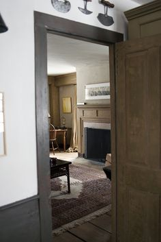 doorway via foster huntington