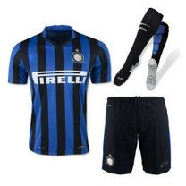15-16 Football Shirt Inter Milan Home Cheap Jersey Kit(Shirt+Short+Socks)