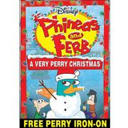Phineas And Ferb: A Very Perry Christmas (Widescreen)
