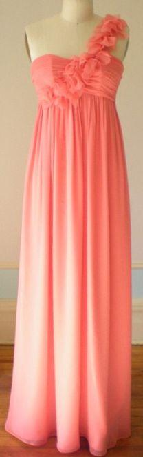 Beautiful bridesmaid dress