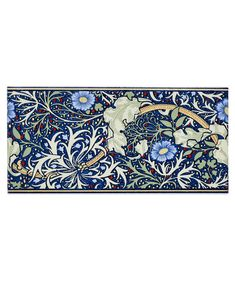 MH Seaweed Decorative Border Tile