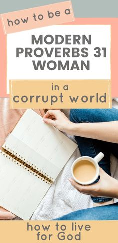 You can live for God as a modern Proverbs 31 woman! Discover how to be a godly woman in a corrupt world and honor God with your daily habits.    Proverbs 31 Mentor Proverbs 31 Scripture, Proverbs 31 Woman, Virtous Woman, Godly Woman, Christian Women, Christian Living, Perpetual Motion, Joy Of The Lord, Keeping Healthy