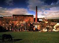 Glenkinchie Distillery, Edinburgh, Scotland