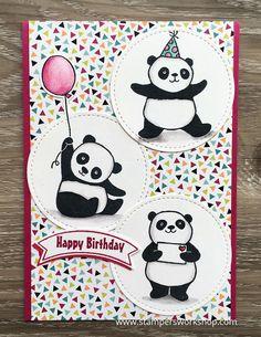 Happy Birthday (Party Pandas)