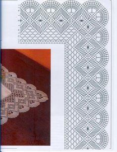 Albums archivés Black Crochet Dress, Crochet Cardigan, Crochet Lace, Bobbin Lace Patterns, Sewing Patterns, Bobbin Lacemaking, Lace Jewelry, Lace Making, Filet Crochet