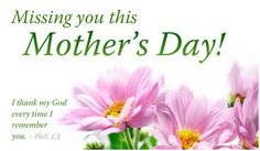 Mother's Day Missing You Quotes