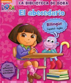 Aprende el abecedario de la manera más fácil y divertida con Dora y sus amigos. http://xlpv.cult.gva.es/cginet-bin/abnetop/O7869/ID98d5aef2?ACC=101