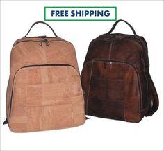 Cork Backpack - FREE SHIPPING WORLDWIDE -  Vegan Eco-Friendly Christmas Gift Idea  - https://www.etsy.com/listing/175657875/cork-backpack-free-shipping-worldwide?utm_source=socialpilotco  #bagsandpurses #backpack