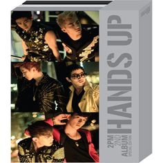2PM (ツーピーエム) - 2nd Album Special Edition [Hands Up]【楽天市場】