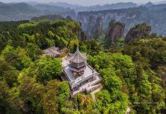 Zhangjiajie , China
