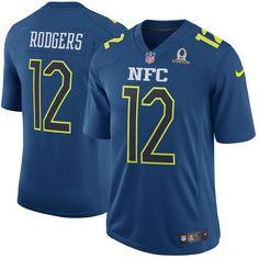 11a01e25095 Men NFC New York Giants 13 Odell Beckham Jr Nike Navy 2017 Pro Bowl Game  Jerseycheap nfl jerseys
