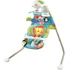 Baby Swing  -  Pin it :-) Follow us .. CLICK IMAGE TWICE for our BEST PRICING ... SEE A LARGER SELECTION of  Baby swing   at   http://zbabybaby.com/category/baby-categories/baby-activity-gear/baby-swing/  - gift ideas, baby , baby shower gift ideas , kids -  Fisher Price Discover n' Grow Cradle Swing « zBabyBaby.com