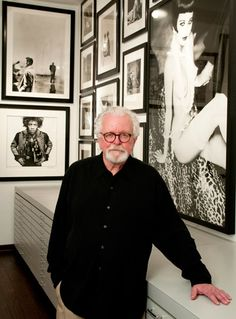 Anthony Friedkin interviews David Fahey, the co-owner fo the Fahey-Kline gallery in Los Angeles.