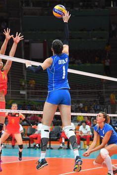 Serena Ortolani (Italy)  Rio 2016 Olympics