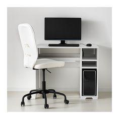 BORGSJÖ Bureau - wit - IKEA