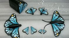 Watch how I made these awesome butterflies in this time lapse video containing 40+GB of HD footage, where I constructed and reduced a polymer clay butterfly ...