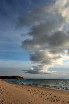 The Sleeping Bear Dunes,  Michigan  I loved going here as a kid, I miss Michigan so much!