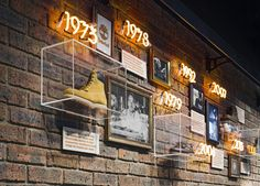 Timberland flagship store by Dalziel+Pow, London