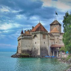 Posts about Castles written by Gelatotravels French Trip, Lake Geneva, Future Travel, Cathedrals, Palaces, Switzerland, Travel Inspiration, Most Beautiful, Buildings