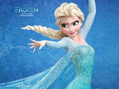 Elsa from Frozen - .loved the critical acclaim for yet another blonde Disney princess movie. Frozen Disney, Frozen Movie, Frozen Anime, Frozen 2013, Frozen Frozen, Vestido Elsa Frozen, Frozen Elsa Dress, Elsa From Frozen, Frozen Queen