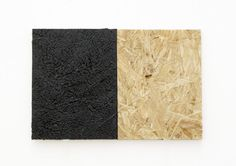 2011 each, Anti-vandalism paint, OSB board) Painted Osb, Painted Boards, Osb Wood, Home Renovation, Strand Board, Room Partition Designs, Interior And Exterior, Interior Design, Industrial Furniture