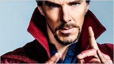 'Doctor Strange (Doctor Extraño)': La Capa de Levitación, enamorada de Benedict Cumberbatch en el último adelanto