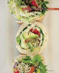 Classic Lavosh. #classic #lavosh #Mediterranean #vegetarian #vegan #healthy #fresh #sandwich #wrap #visalia #lifestyle #magazine #recipe