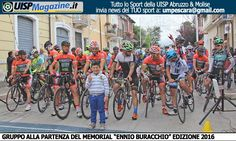"CICLISMO | Classifiche ""Memorial Ennio Buracchio"" edizione 2016"
