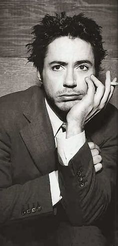 What's wrong RDJ ? You miss me !?!