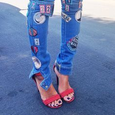 These are pure jean-ius.