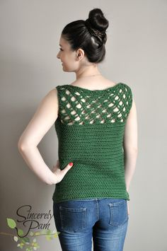 The Samantha Shell #crochet #pattern by #SincerelyPam is now available on #Ravelry