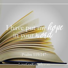 #LoveGodGreatly #Psalm119 Week 7- Monday Read: Psalm 119:145-148 Visit our blog at LoveGodGreatly.com for our Monday post from @jenthorn74