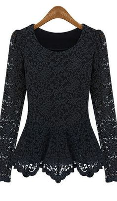 Repin to win this black lace tops:  1. Repin it.  2. Follow us.  3. Comment here so that we know you joined us. Winner chosen at random.