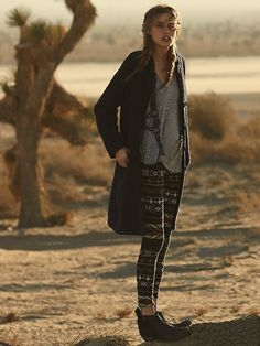 Free People Hendrix Sweater Legging, $29.95
