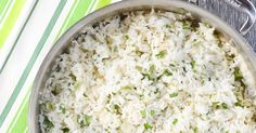 Cilantro Lime Rice | Serena Bakes Simply From Scratch