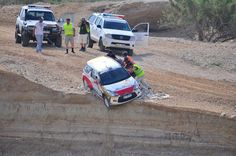 Remember this moment from Rally Jordan? #WRC #phew #closecall