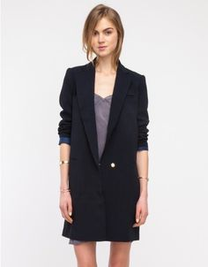 Langdon Blazer / Which We Want / via Need Supply Co / $98.00 / dry clean only!