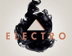 Electro Music Poster
