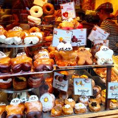 Boldu bakery Barcelona