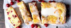 Glazed Cranberry Bread