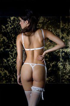 Jesus Fernandez Bridal, Kollektion 2013 - Dessous - http://de.dentell.es/fashion/lingerie-12/bridal/jesus-fernandez