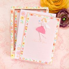 Fairy Magic Party Thank You Notes by Beau-coup (($))
