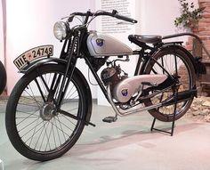 1936 NSU-D Quick.