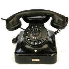 Venta de telefonos antiguos, antiguedades tecnicas. Rusttico.com Rusttico Antiguedades. España