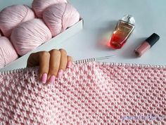 Best 12 Trendy Knit Aesthetics Pink – Ski … – The Best Ideas Baby Knitting Patterns, Knitting Stiches, Easy Knitting, Stitch Patterns, Learn How To Knit, Learn To Crochet, Knit Crochet, Vogue Knitting, Knitting Basics