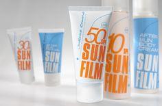 SunFilm - combining necessary sun protection...  ...with revolutionary ANTITOX!