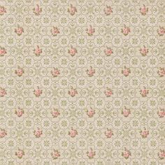Vintage Antique Spring Stitch, Rose - This product will come untrimmed with white edges on wide media The printed width can vary however will not exceed 1950s Wallpaper, Wallpaper Stencil, Victorian Wallpaper, Antique Wallpaper, Pattern Wallpaper, Red Wallpaper, Diy Home Interior, Blush On Cheeks, Textiles