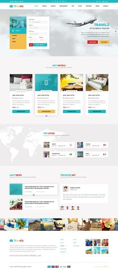 Ania powerpoint template pinterest template power point travelz is a clean and modern design multipurpose psd template for stunning travel agency website with 80 layered psd files download now toneelgroepblik Choice Image