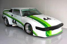 JRT .. Quaker state TR8 .. 1979 Watkins Glen 6 Hr. finished 7th .. 1st in class .. 1980 Sebring 12 Hr.finished 6th .. 1st in class ..